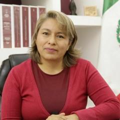 Entrevista con la encargada del Despacho de Facultad de Bellas Artes, Liliana García Valentín.