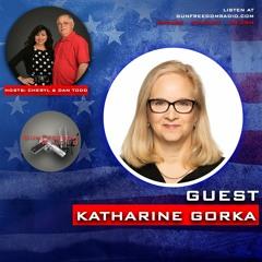 GunFreedomRadio EP303 Our Heritage of Education with Katharine Gorka