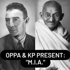M.I.A. [ft. KP] {Prod. KP}