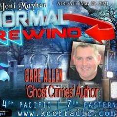 Paranormal Rewind with Gare Allen