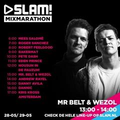 SLAM MIXMARATHON | 28.05.2021 | Robert Feelgood's CLUB CLASSICS part 3