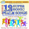 Taste And See The Lord Is Good (Psalm 34:8) (Supersonic Psalm Songs Album Version)