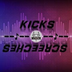 V3N0M - Kicks 'N' Screeches (Original Mix)