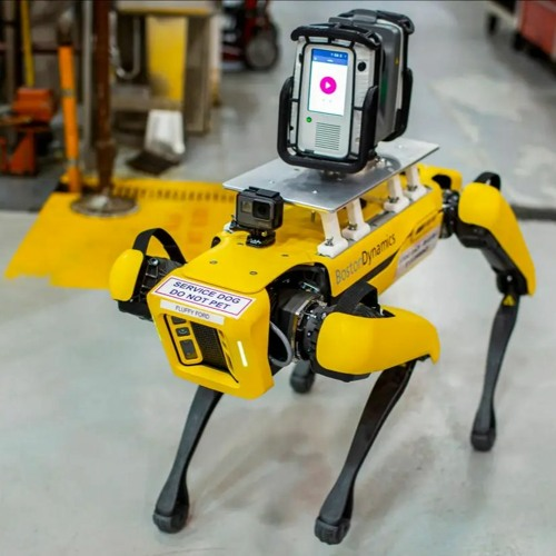 """Clip """"What Is Missing For Spot Boston Dynamics And Should Applied  In The Next Generation?"""""""