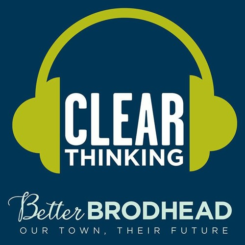 Clear Thinking Episode #9 Dr. Michelle Maloney, PhD