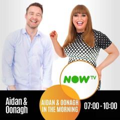Aidan Pranks Oonagh With A Penguin Bar Blind Taste Test