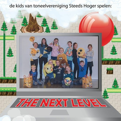 "Voorstelling ""The Next Level"" – Maria Schut, Maartje & Bibianne"