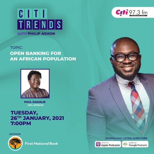 Citi Trends: Open banking for an African population with Paul Damalie
