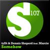 tyDi & Dennis Sheperd feat. Marcie - Somehow (Sebastian Brandt Remix)