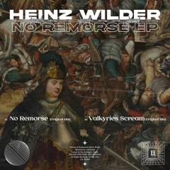 Heinz Wilder - No Remorse [II146D]