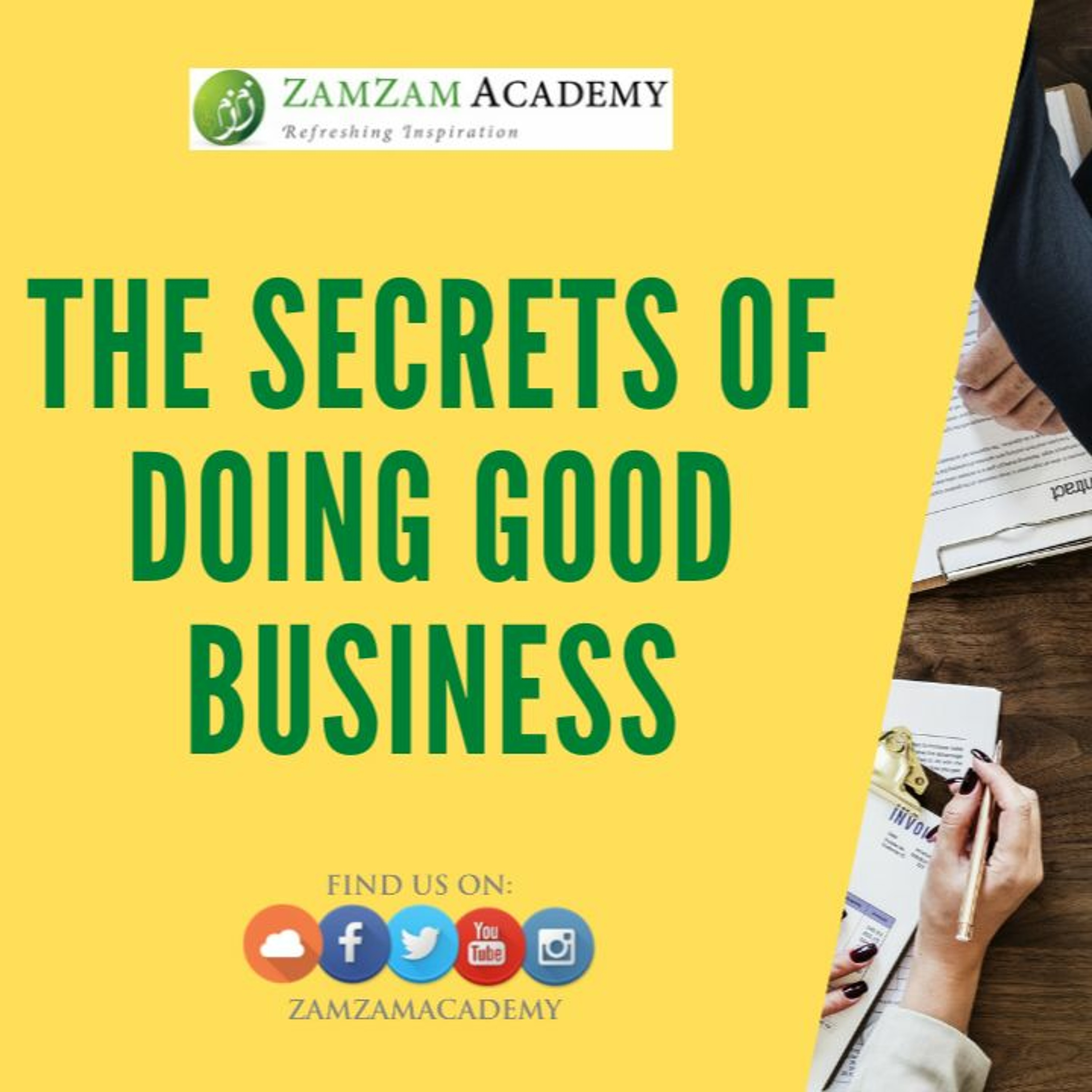 The Secrets Of Doing Good Business