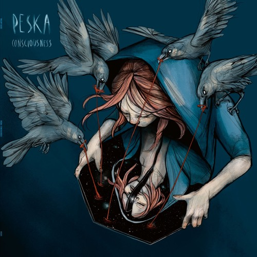 "Violent Cases 025   PESKA   ""Consciousness""  EP  Release August 05th 2021"