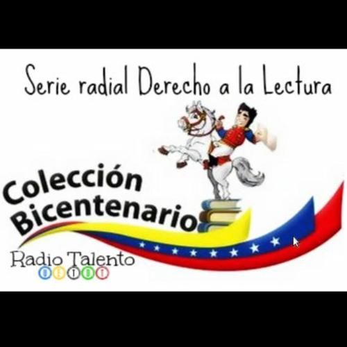 Derecho A La Lectura 20 Poesía Dos Venaditos Radio Talento UETDT Y EE Francisco De Miranda