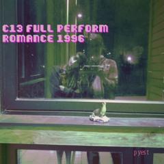 C13 FullPerformance1995 - 1996