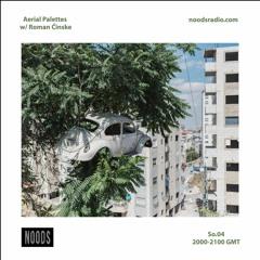 Aerial Palettes w/ Roman Ćinske (October) :: Noods Radio