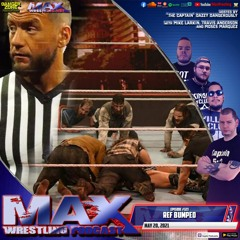 #323: WWE fires controversial referee ¦ Zombie Backlash ¦ Who's booking NXT?