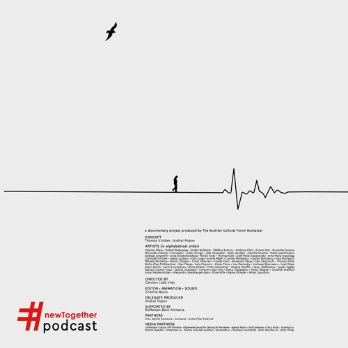 """Podcast """"#newTogether – the future means dialogue"""" / Episode 1 - Talking to a screen (ENG)"""