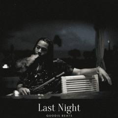 Last Night | Dark R&B Instrumental