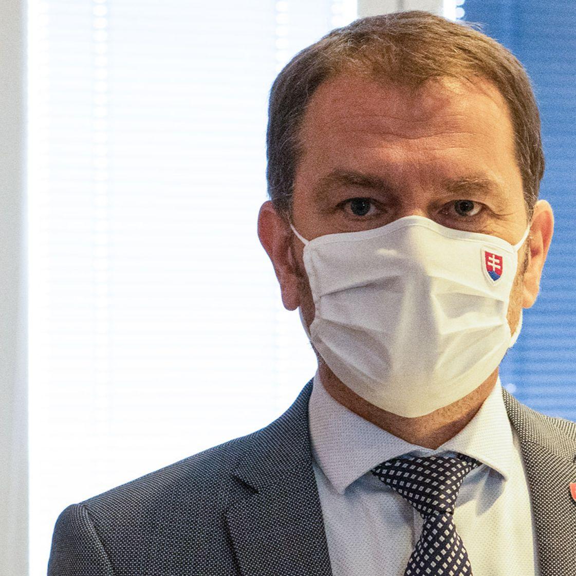 Igor Matovič - Odmietam tvrdenia, podľa ktorých prebiehajú policajné razie na politickú objednávku