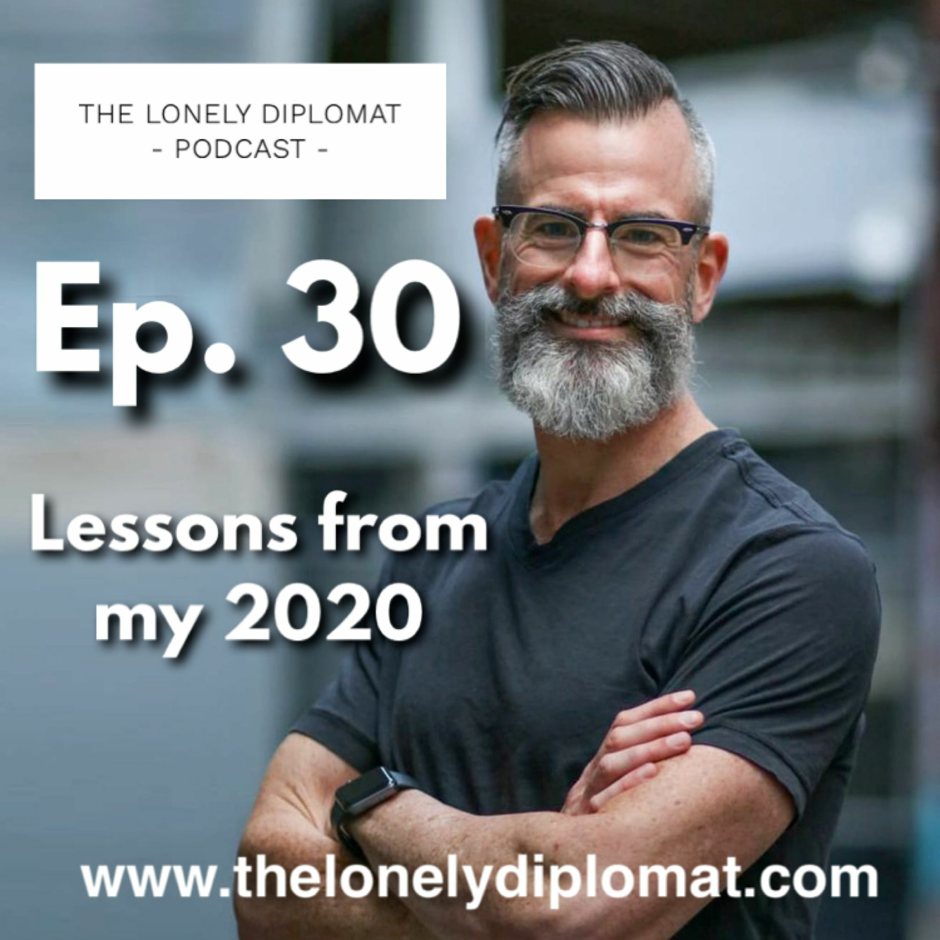Ep. 30 - Lessons from my 2020