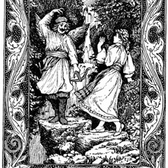 Time and the Kings of the Elements - A Slavic Folktale