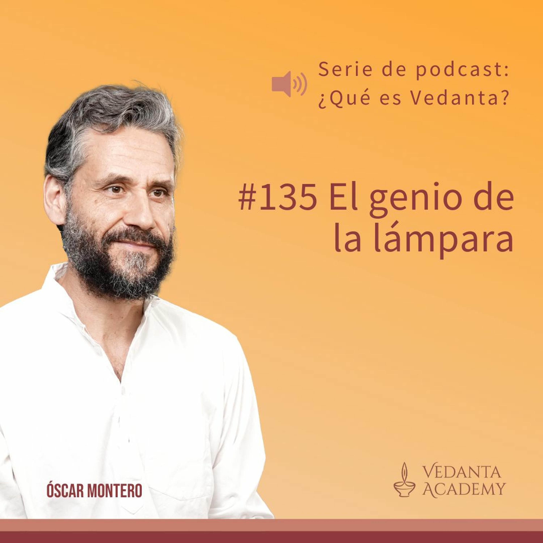 135 - El genio de la lámpara