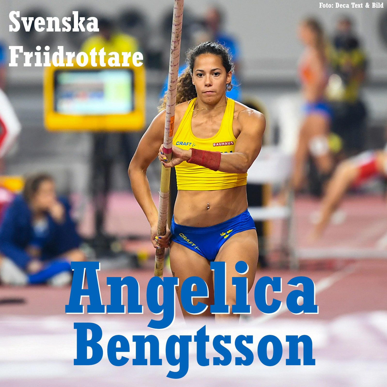 20. Svenska Friidrottare - Angelica Bengtsson