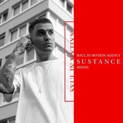 Soul In Motion Agency Mix005 / Sustance