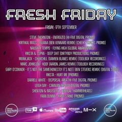 Fresh Friday 17-9-21