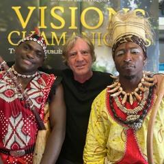 David Paquin_À la rencontre des femmes-chamanes du Gabon et du Pérou
