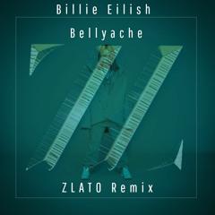 Billie Eilish - Bellyache (ZLATO Remix)