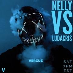 DJ WALK presents: Nelly vs Ludacris pre-show