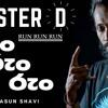 Run Run Run - Master D - Hip Hop Mix - 100bpm