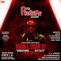 """PreGame - S5