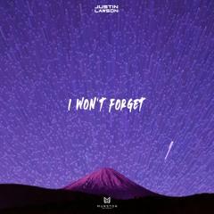 I Wont Forget