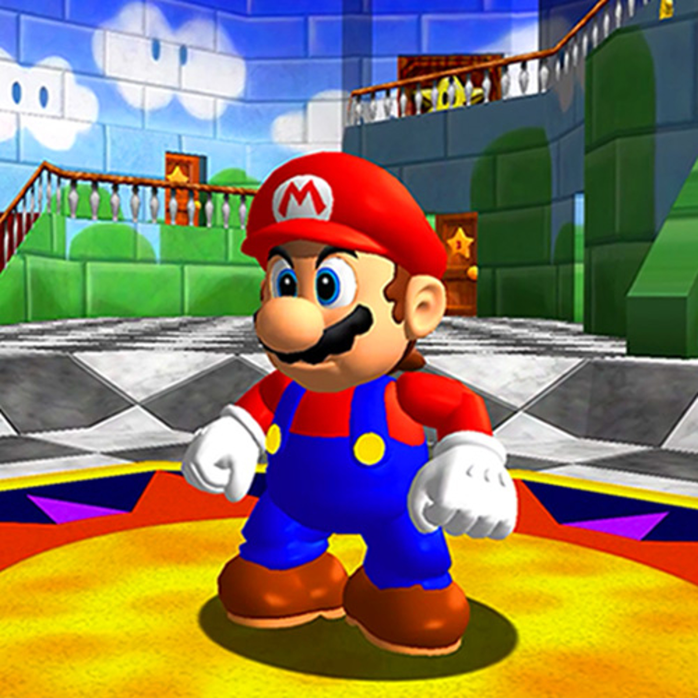 Super Mario 64 PC-Version (Analyse)