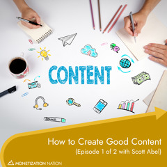 How to Create Good Content