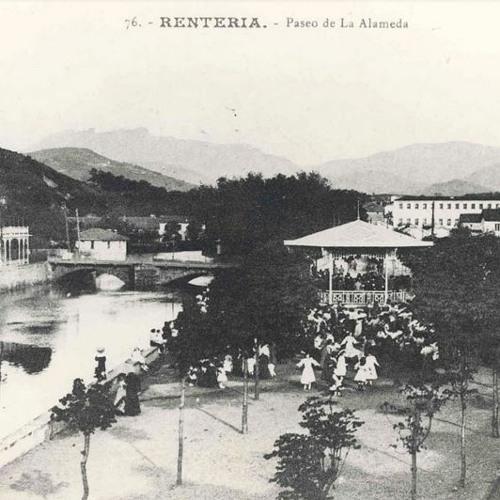 Alamedako Dantzaldia/El baile de la Alameda