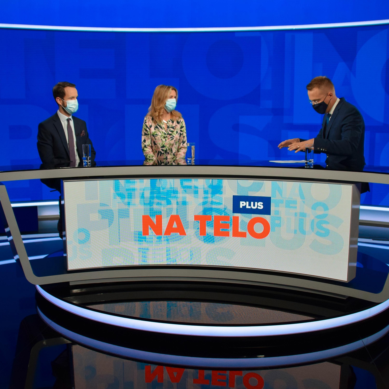 Na telo plus (31.8.): Alena Koščálová a Peter Sabaka