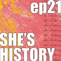 """Ep21: """"Dare You Meet A Woman"""". A Conversation with Historian and Author Kellie Carter-Jackson."""