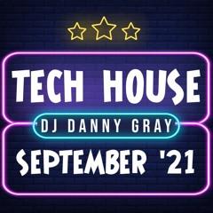 Tech House Mix - September 2021