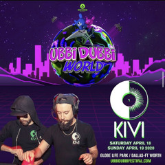 Kivi Live Ubbi Dubbi Set 2021