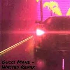 ( Free Beat ) Gucci Mane - Wasted Remix  Dark Beat & Pitched down [Prod by BuddhaBeiDieFischeBeatz]