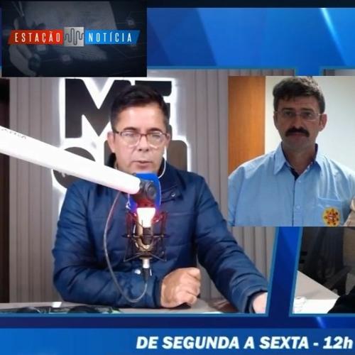 13/07/2020 - Entrevista Nilton Facenda_Rádio Menina FM Balneário Camboriú