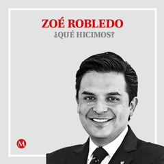 Zoé Robledo. Otra pandemia: la infodemia