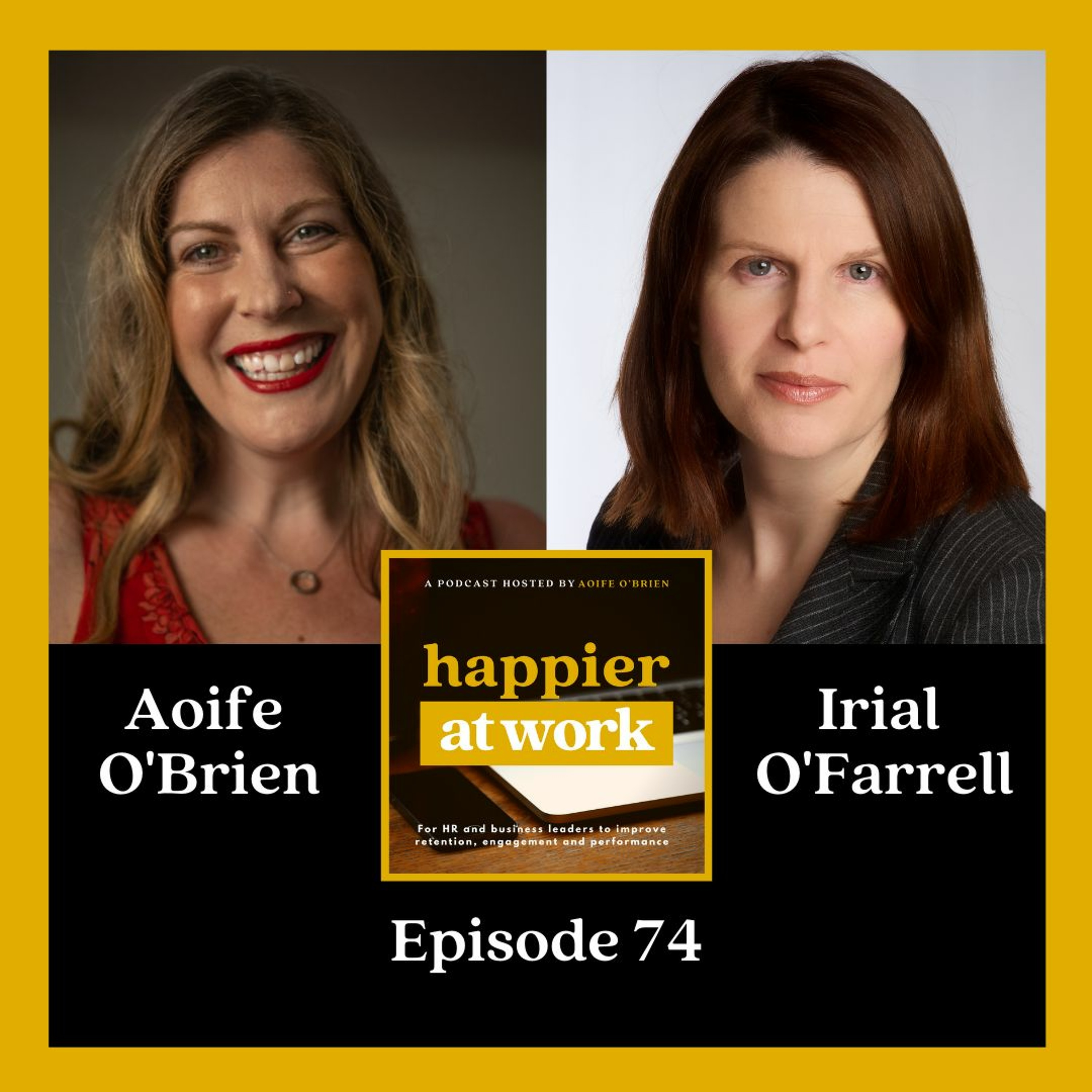 74: The Values of Business with Irial O'Farrell