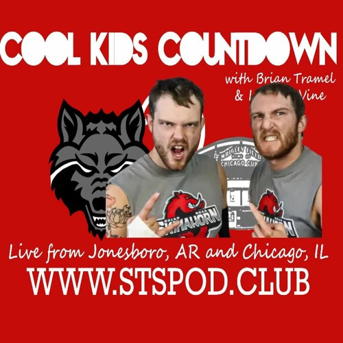"""Cool Kids Countdown Ep 110:  """"Top 10 Tag Teams with Skims,""""  Episode 495"""
