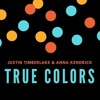 Download True Colors by Justin Timberlake and Anna Kendrick short cover Mp3