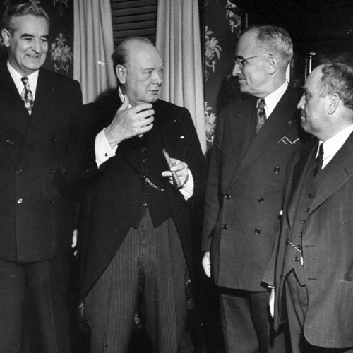 Episode #60 | Churchill's Speech and the Descending Iron Curtain (Joseph Loconte)