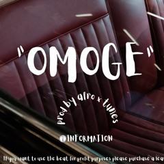 """OMOGE"" AFROBEAT WIZKID X L.A.X. TYPE BEAT"